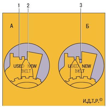 Замена ремня привода газораспределительного механизма двигателей z 16 xer, z 18 xer, z 20 ler и z 20 leh Опель Астра Н