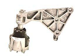Замена задней нижней опоры подвески силового агрегата Опель Астра Н