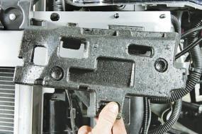 Снятие и установка переднего бампера Опель Астра Н