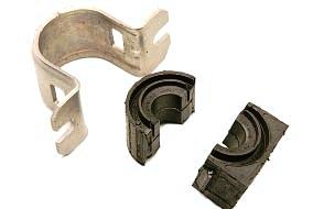 Замена деталей стабилизатора поперечной устойчивости передней подвески Опель Астра Н