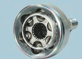 Замена шарниров равных угловых скоростей приводов передних колес Опель Астра Н