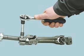 Снятие и установка рулевой колонки Опель Астра Н