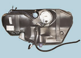 Система питания двигателя Опель Астра Н