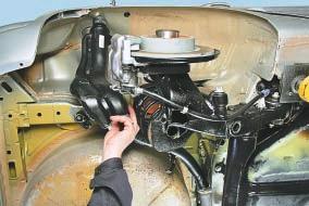 Замена топливного бака и его наливной трубы Опель Астра Н