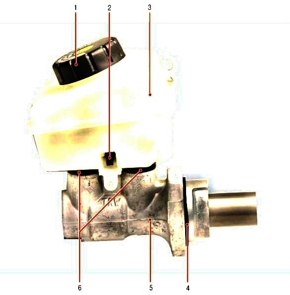 Тормозная система Опель Астра Н