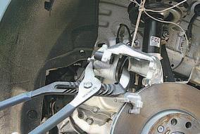 Проверка тормозной системы Опель Астра Н